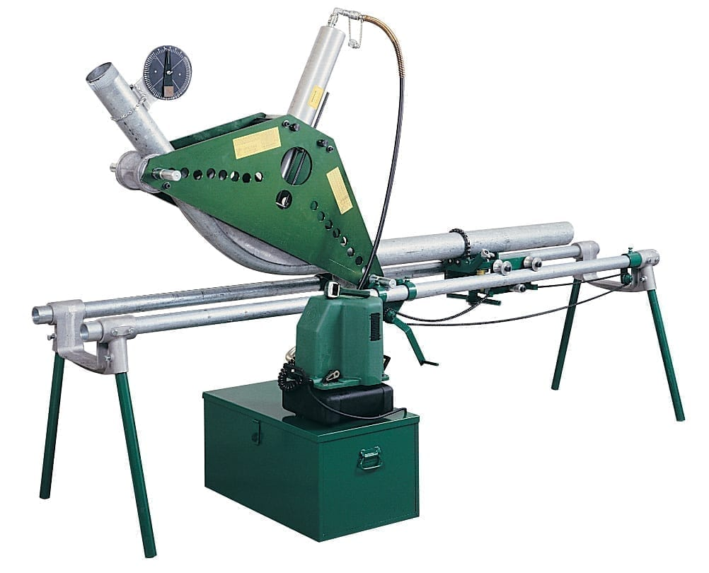 Hydraulic Pipe Benders   Contractors Choice Inc  Tools and Equipment