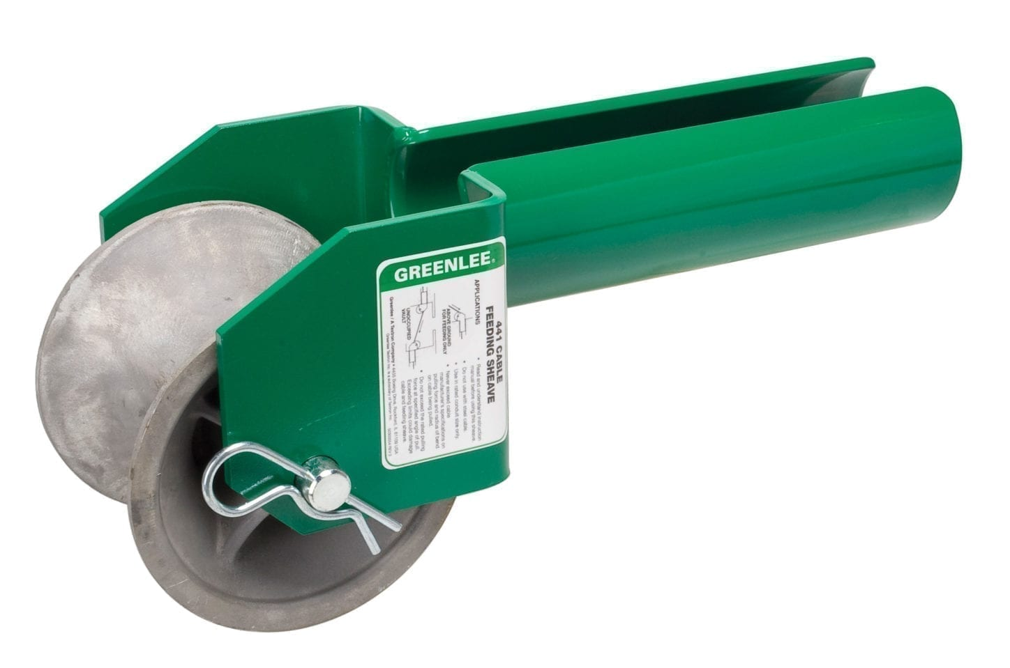 Sheaves and Cable Rollers | Contractors Choice Inc. Tools and Equipment