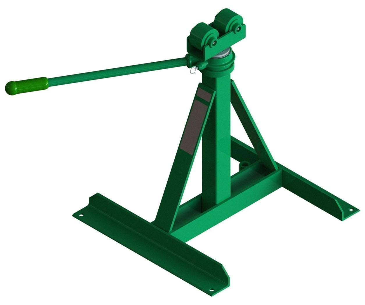 Reel Roller and Stands | Contractors Choice Inc. Tools and Equipment